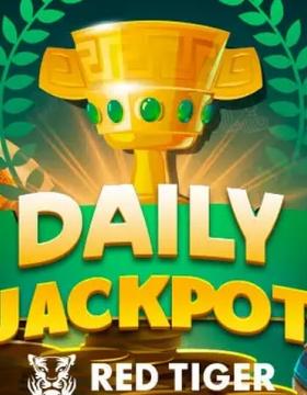 Gagnez plein de récompenses sur Cresus avec Red Tiger Daily Jackpot