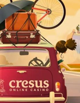 Profitez du bonus week-end sur Cresuscasino.com