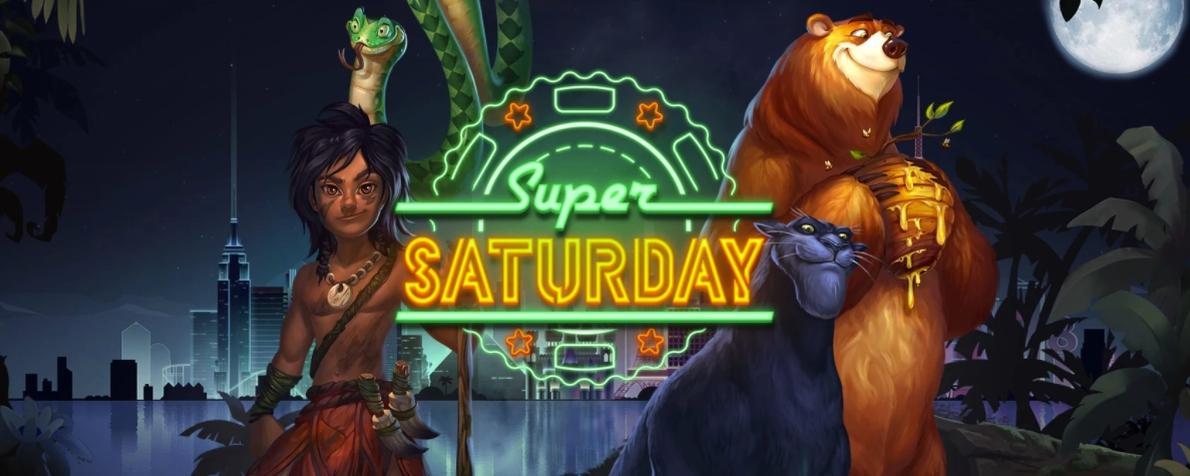 Recevez jusqu'à 750 € de bonus sur Lucky8 avec Super Saturday