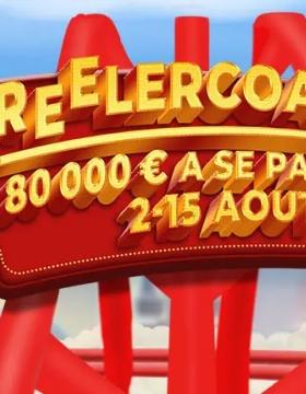Passez 14 jours d'extase sur Lucky8 pendant la promo Reelercoaster