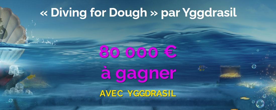 Cagnotte de 40 000 euros sur MonteCryptos Casino