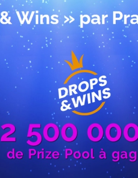Spéciale promotion « Drop & Wins » sur Montecryptos Casino