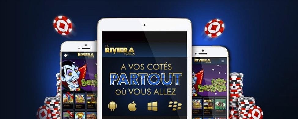10€ gratuits pour jouer à la machine à sous Regal Riches sur La Riviera !