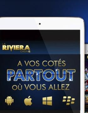Bonus de 500€ : le Casino La Riviera passe à une vitesse supérieure