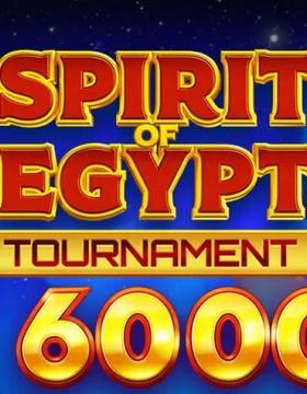 60000€ en jeu dans le tournoi Spirit of Egypt sur Lucky8
